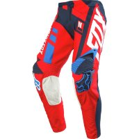 Мотоштаны Fox 360 Divizion Pant Red W30 (14955-003-30)
